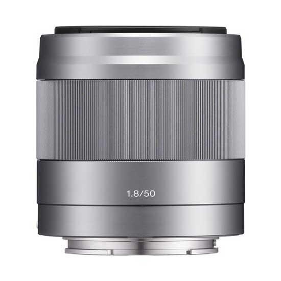 Jual Lensa Sony E 50mm f/1.8 OSS Silver Harga Murah Toko Aksesoris Kamera Indonesia