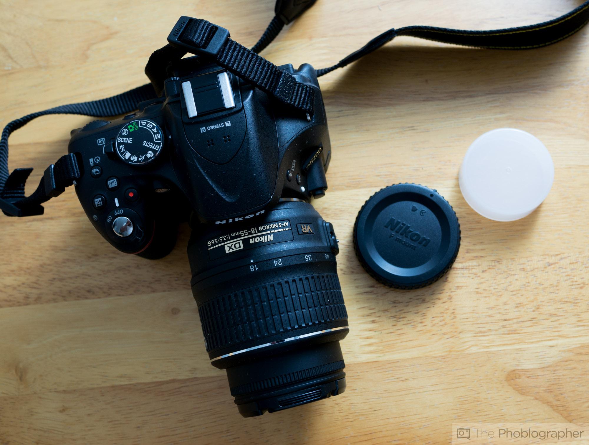 Lakukan  Lima Hal Ini Maka Kamera DSLR Anda Akan Awet
