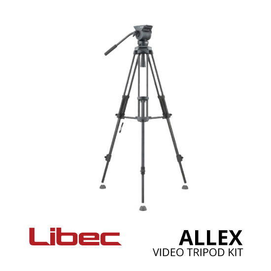 jual Libec ALLEX KIT Tripod with Head