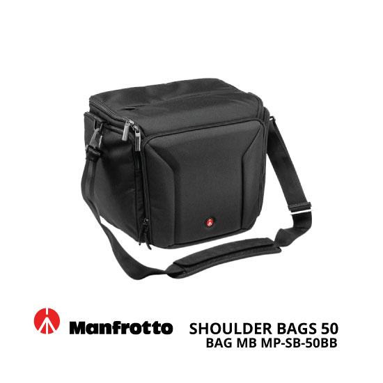 jual Manfrotto Bag MB MP-SB-50BB Shoulder Bags 50