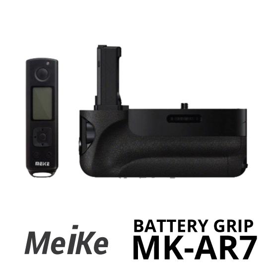 Jual Meike MK-AR7 Battery Grip surabaya jakarta