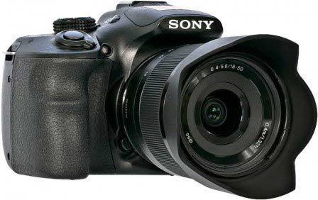 jual Sony A3500 Kit 18-50mm f/4-5.6