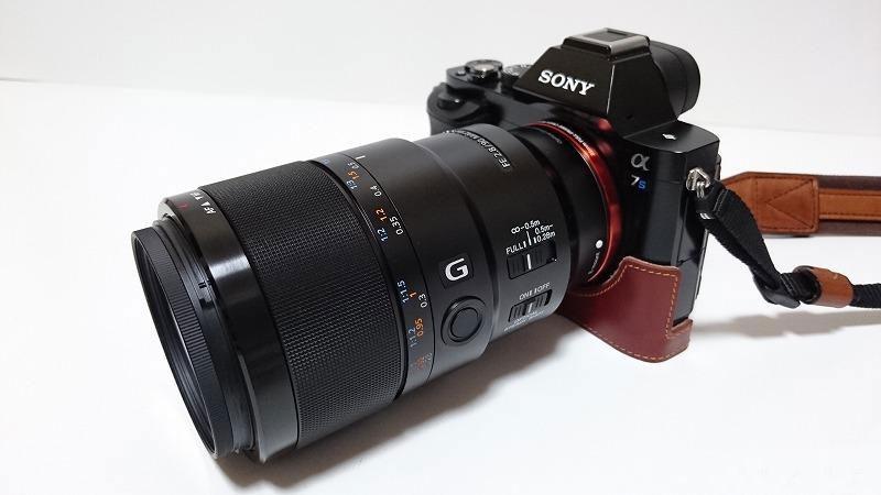 Sony FE 90mm f2.8 Macro G OSS Lensa