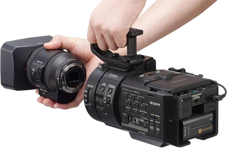 Sony NEX-FS700RH Super 35 HD Camcorder