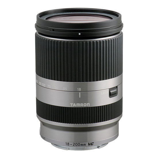 Tamron 18-200mm F/3.5-6.3 Di III VC Lensa for Sony E Mount
