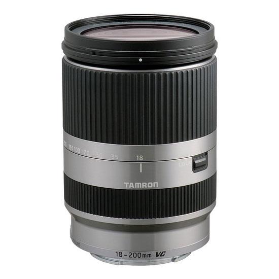 Tamron 18-200mm F/3.5-6.3 Di III VC Lensa for Sony E Mount