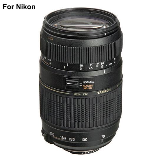 Jual Lensa Tamron AF 70-300mm f/4-5.6 Macro untuk Nikon Harga Murah Surabaya & Jakarta