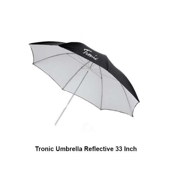 Tronic Umbrella Reflective 33 Inch
