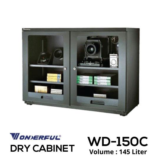 Jual Wonderful WD-150C Dry Cabinet surabaya jakarta