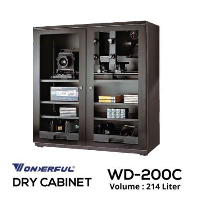 Jual Wonderful WD-200C Dry Cabinet surabaya jakarta