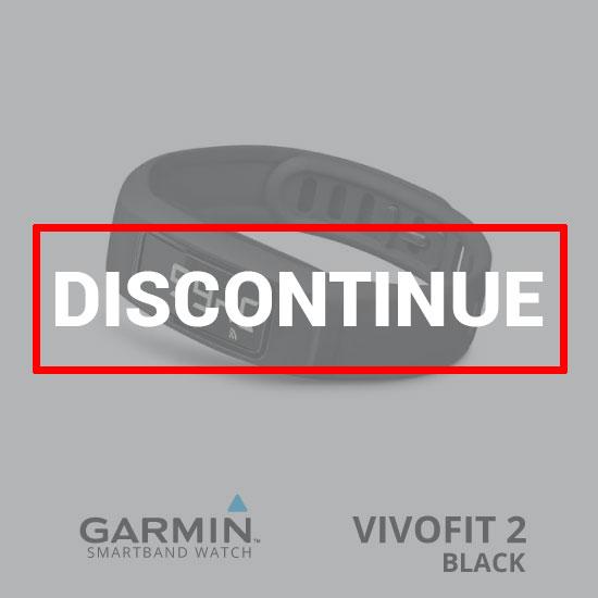 jual Garmin Vivofit 2 Black harga murah surabaya jakarta