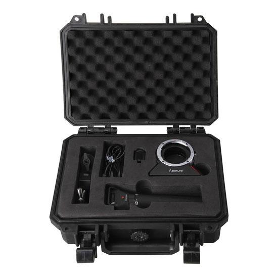 Aputure DEC Wireless Focus & Aperture Controller Lens Adapter For EOS to E-Mount