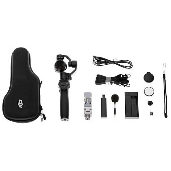 Jual DJI Osmo Kamera 4k dengan 3-axis Gimbal