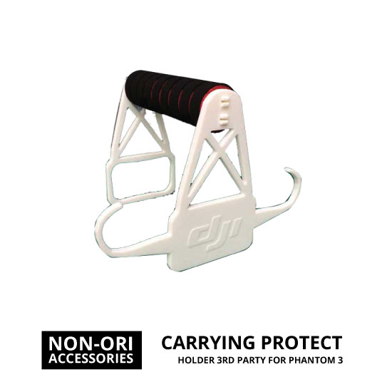 jual DJI Phantom 3 Carrying Protect Holder 3rd Party