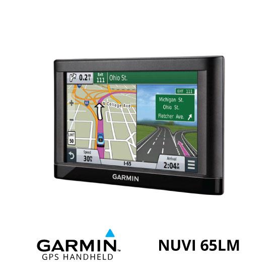 jual Garmin Nuvi 65LM GPS Indonesia
