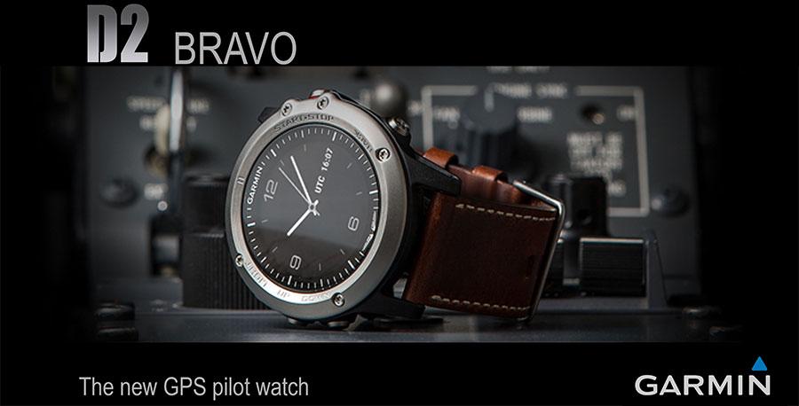 Jual Garmin D2 Bravo GPS Aviator Navigation Watch
