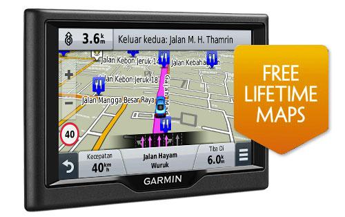 Jual Garmin Nuvi 57LM Indonesia