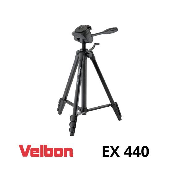 JUAL Velbon EX 440 Tripod