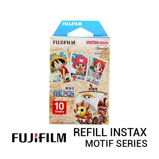 jual Fujifilm Refill Mini Instax Motif Series Single Pack harga murah surabaya jakarta
