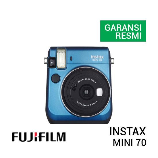 jual kamera Fujifilm Instax Mini 70 Island Blue harga murah surabaya jakarta
