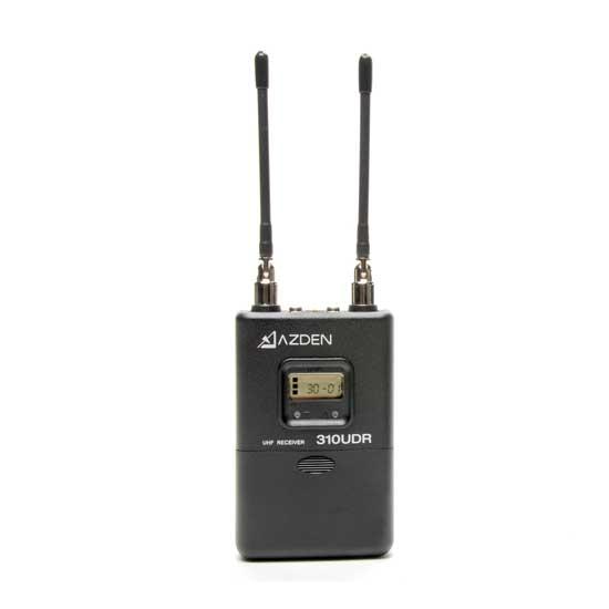 Jual Azden 310LT Wireless Microphone