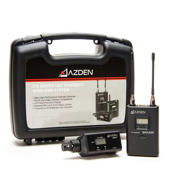Jual Azden 310XT Wireless Microphone