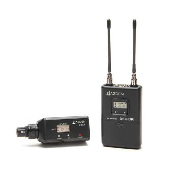 Jual Azden 310XT Wireless Microphone