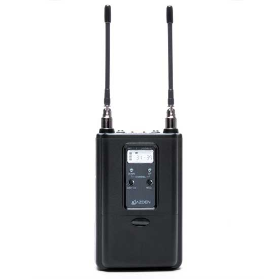 Jual Azden 330LT Dual-Channel Wireless System