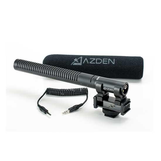 Jual Azden SGM-DSLR Shotgun Microphones