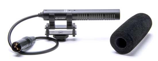Jual Azden SGM-PDII Shotgun Microphones