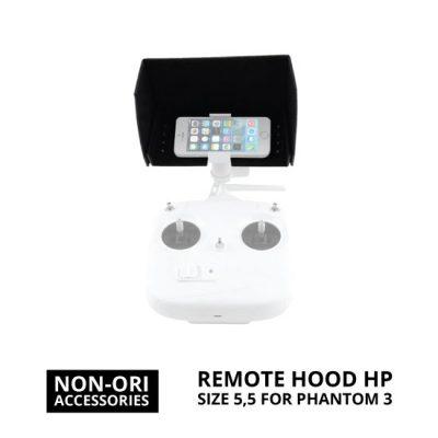 jual DJI Phantom 3 Remote Hood HP 5,5 3rd Party