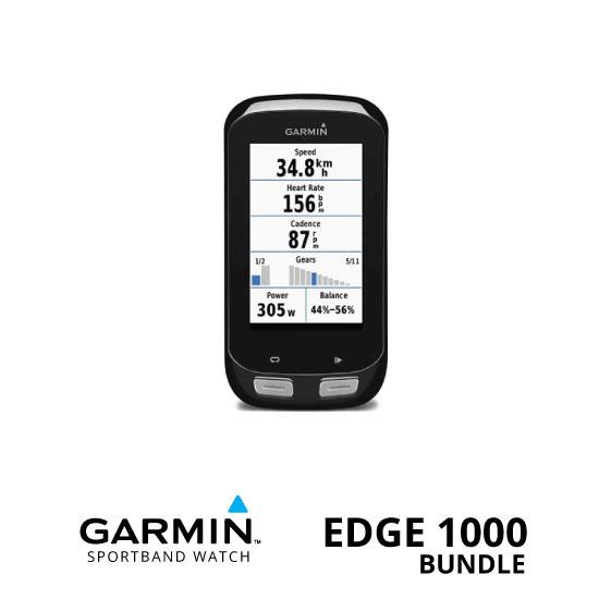 jual Garmin Edge 1000 Bundle