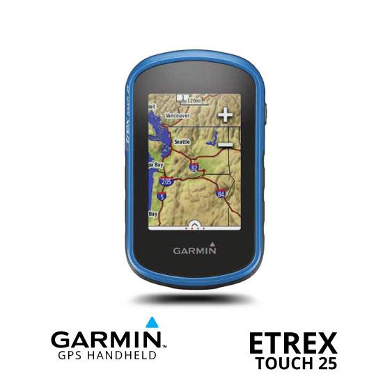 jual Garmin eTrex Touch 25