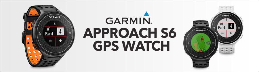 Jual Garmin Approach S6