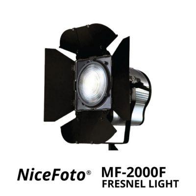 jual Nicefoto Fresnel Light MF-2000F