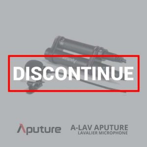 Aputure A-Lav Lavalier Microphone Discontinue
