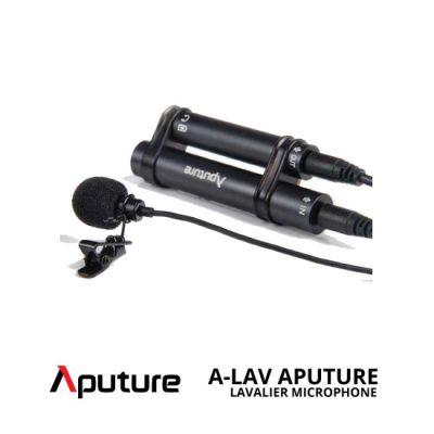 jual Aputure A-Lav Lavalier Microphone