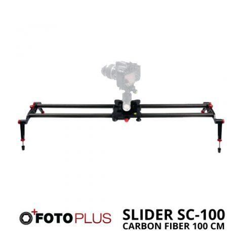 Fotoplus Slider 100cm Carbon Fiber SC-100