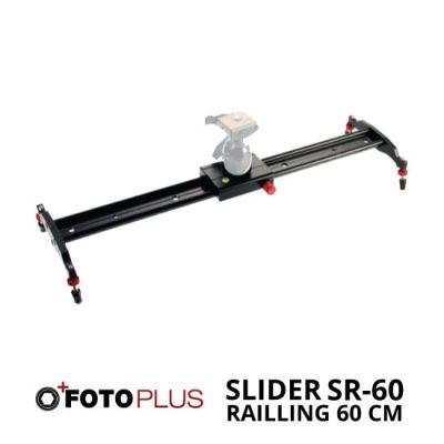 Fotoplus Slider 60cm Railing SR-60