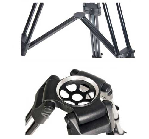 Jual Fotoplus Tripod Video DVTK 8018