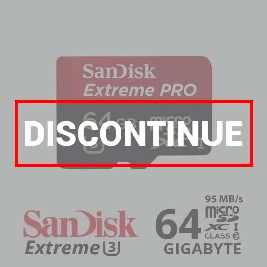 jual jual Sandisk Extreme Pro MicroSDHC 95Mbps - 64GB harga murah surabaya jakarta