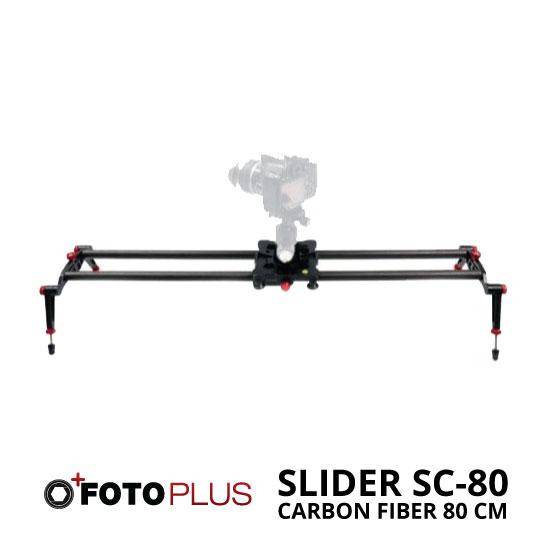 Fotoplus Slider Carbon Fiber 80cm SC-80