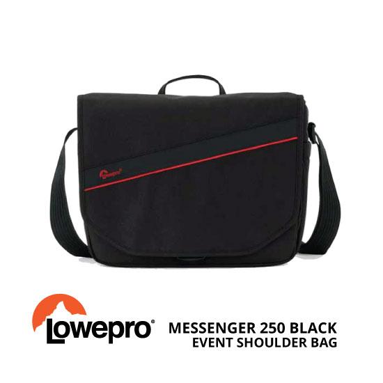 jual Lowepro Event Messenger 250 Black