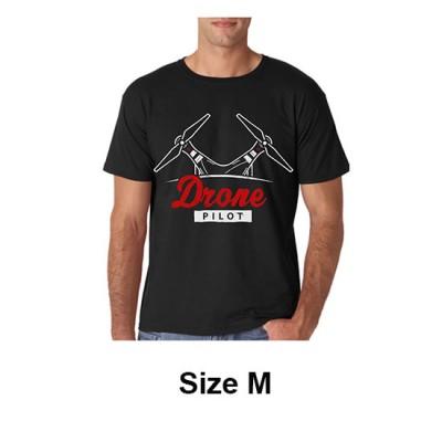 T-Shirt Drone Pilot Size M