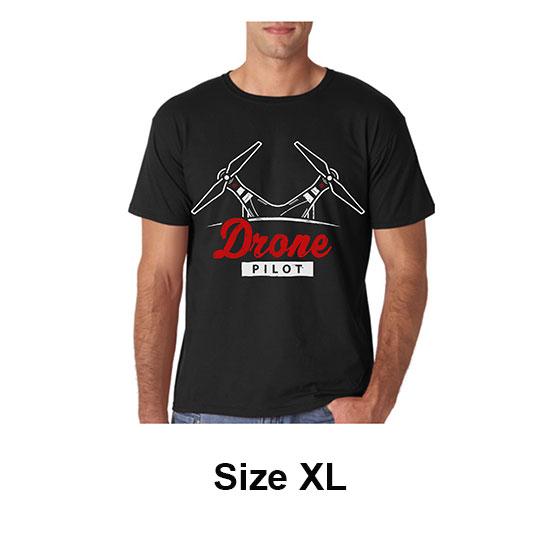 Jual T-Shirt Drone Pilot Size XL