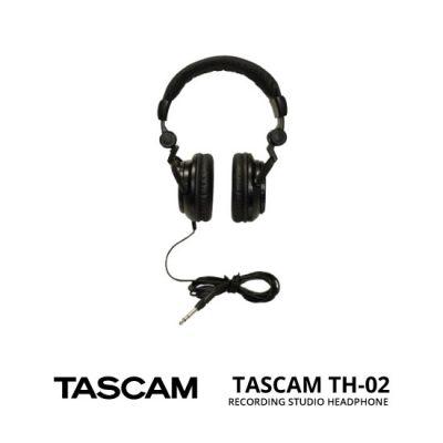 jual Tascam TH-02 Recording Studio Headphones