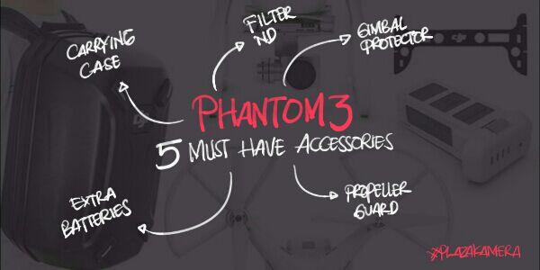 5 aksesoris wajib bagi pilot drone phantom3 surabaya indonesia