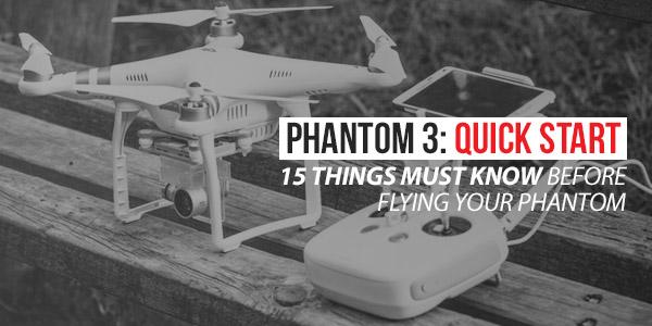 15 hal dasar yang perlu anda ketahui sebelum menerbangkan drone