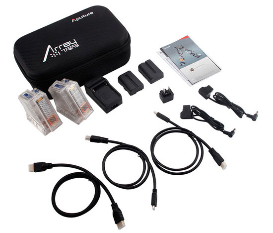 Jual Aputure Array Wireless Video Transceiver V-AT