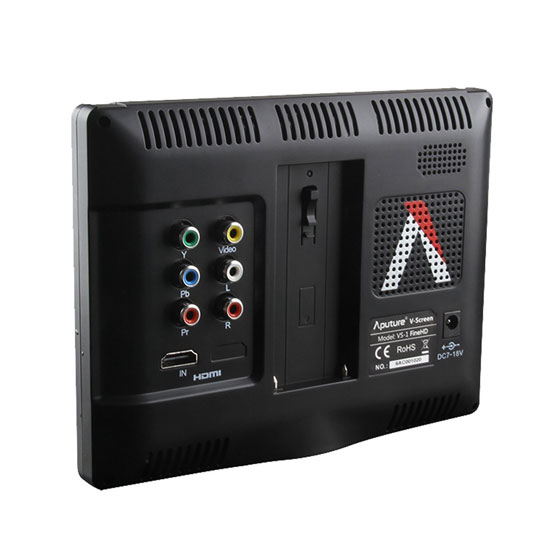 Jual Aputure Digital Video Monitor VS-1 Fine HD
